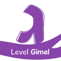 Hebrew level Gimel at Ulpan Aviv